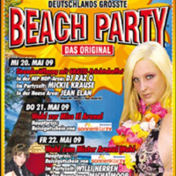 delta beachparty